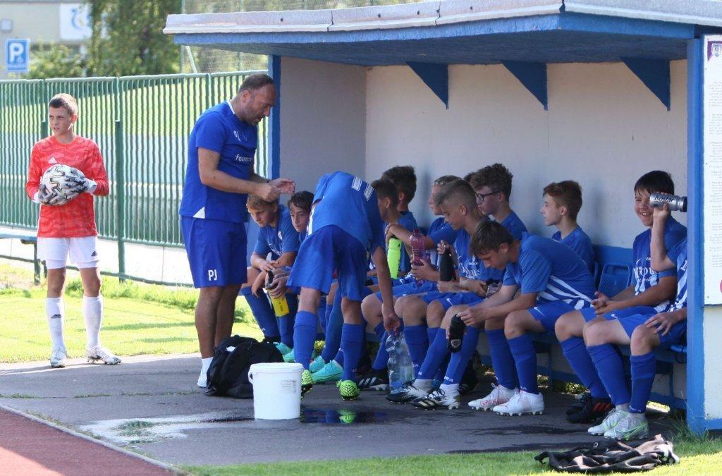 Info o týmu U15