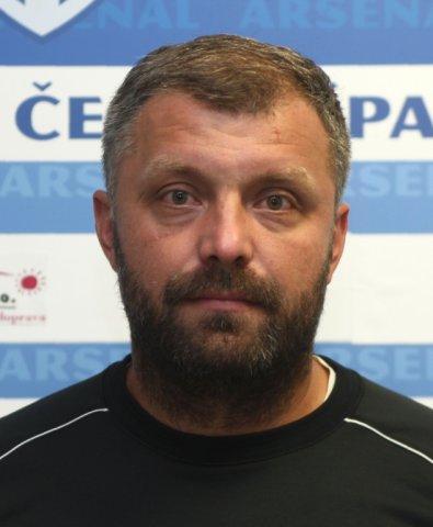 Trenér -  Michal Slabý